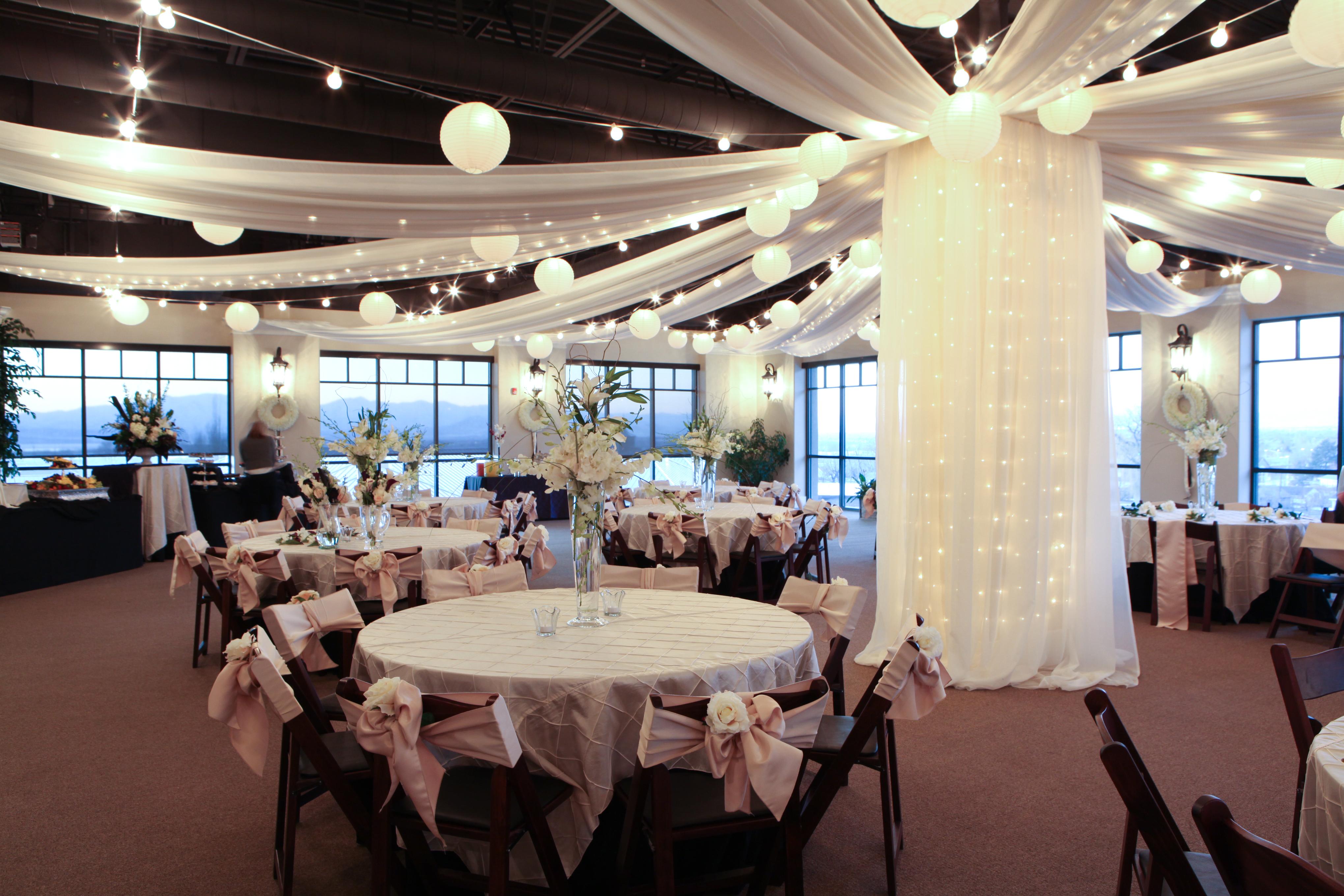Reception Center Bella Vista Utah